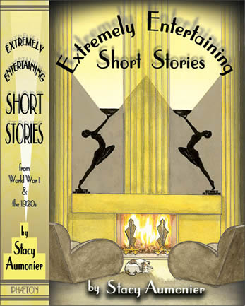 'Extremely Entertaining Short Stories' book image