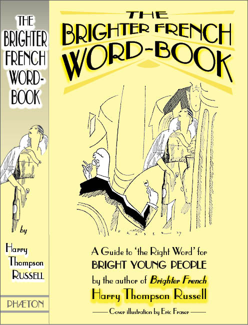 'The Brighter French Word-Book' book image