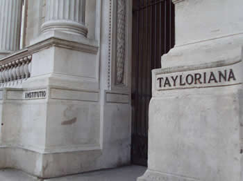 Taylor Institution Oxford